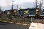 CSX 6160, 6157 on C946